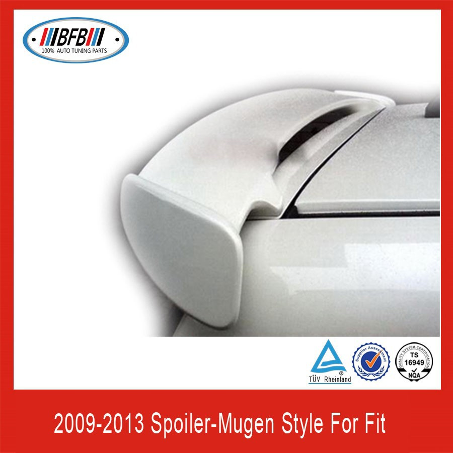 AUTO LIP SPOILER FOR HONDA FIT JAZZ 08-12