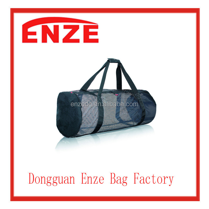 2016 high quality Promate snorkeling dive beach sport game mesh bag, Duffel Bag New