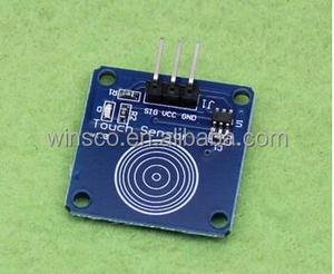 TTP223B Digital Touch Sensor Capacitive Touch Switch Module Wholesale