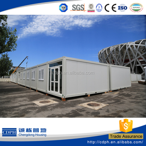 China low cost flexible First Quality Prefab Modular Container House/Container Housing