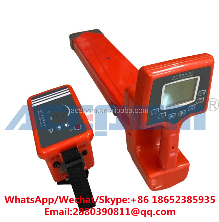 Underground pipe locator ACEPOM1100 Professional manufacturer in China