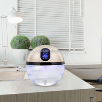 Funglan air purifier with water KJ-167 kenzo air revitalizer consumer electronics led with patented washing air fresheners