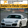 Fiberglass Car Body Bumper Kit For Porsche 987 Cayman 05-09