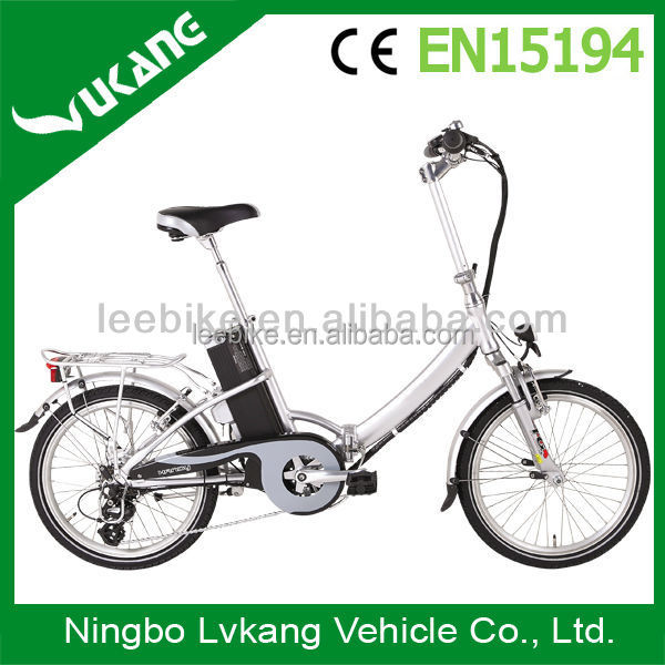 Folding Torque Sensor Seagull Electric Bike Suppliers