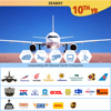 alibaba cheap air cargo forwarder from china to new zealand