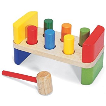 2018 pound and roll toy Promotional Price montessori toys learning maths toys kids educational for wholesale