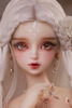 3D BJD Doll angel house plastic action figures