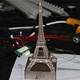 LED lightening Eiffer tower for Miniature souvenir buildings/Eiffer tower gift