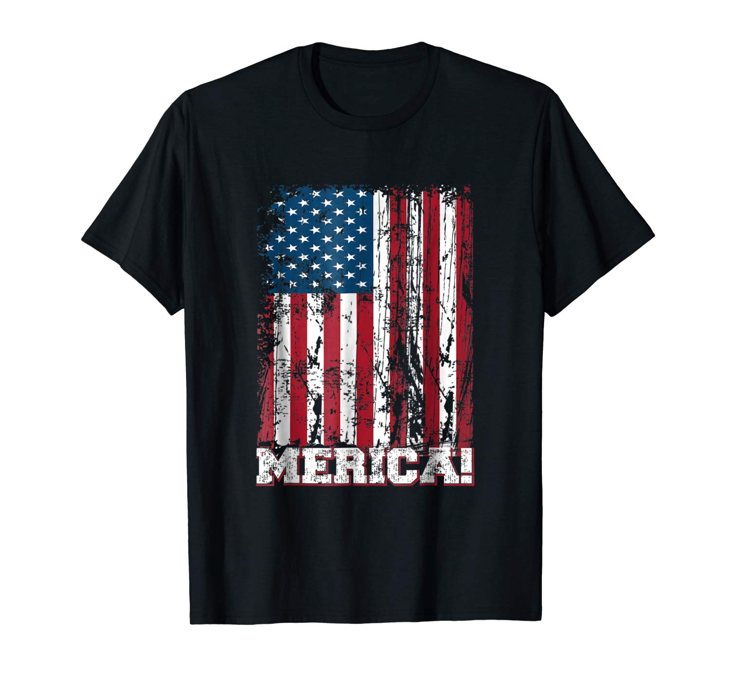 4th of July Independence Day American Flag Patriotic TShirts