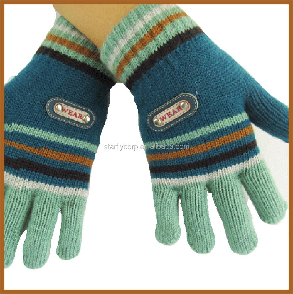 Black usher gloves - Black Usher Gloves 22