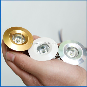 1W 3W 32*22mm Mini Led Ceiling Downlight/micro Mini Led Lights AC85