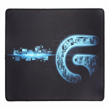 290*250*3mm  Top Game Mouse Pad Locking Edge PC Computer Laptop Gaming Mice Play Mat Mousepad Steelseries Mouse Pad