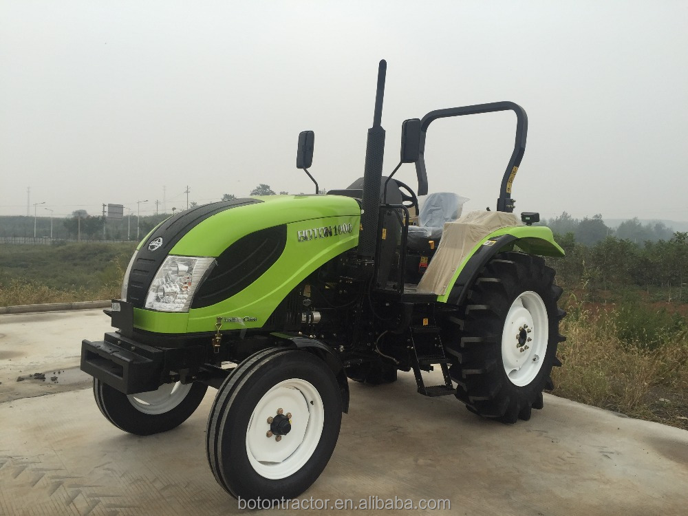 BOTON 1000 100HP 2WD WHEELED TRACTOR WITH ROPS AND SAFETY