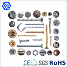 Shenzhen Fastener Manufauture Offering All Kinds of Screws and Nuts