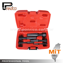 <span class=keywords><strong>Taiwan</strong></span> Double Edge Design 5 pz Double Eagle Screw Extractor Remover Set