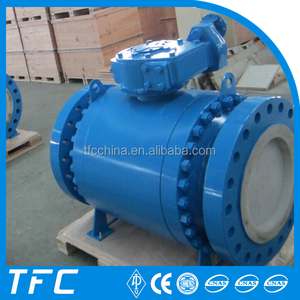 China ball valve supplier API 607 fire safe float forged stainless steel 3pc ball valve price