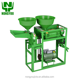 6NF-2.2C home used small rice mill machinery price philippines