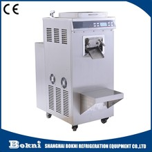 High quality gelato batch freezer industrial ice cream making machines