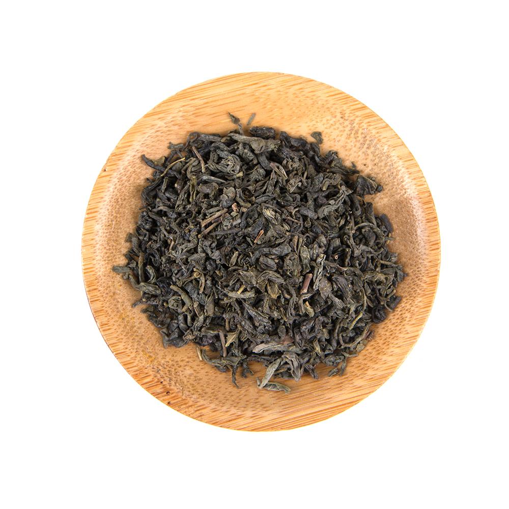 Good quality loose leaf chunmee tea chinese green tea - 4uTea   4uTea.com