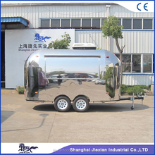 conveniently-used modern trailer for small car/ breakfast cart coffee van made in China