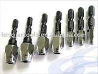 7PC Quick Change Drill Bit Set Electric Drill Accessory