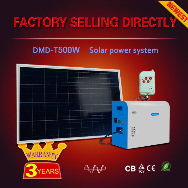 500 Watt Competitive Price Solar Tracker Off Grid House ...