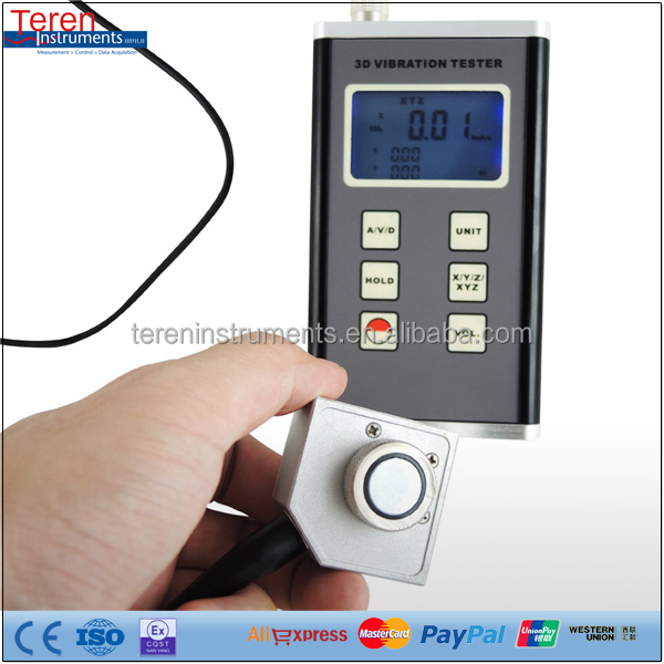 vibration monitor with Split Sensor, bluetooth vibration sensor