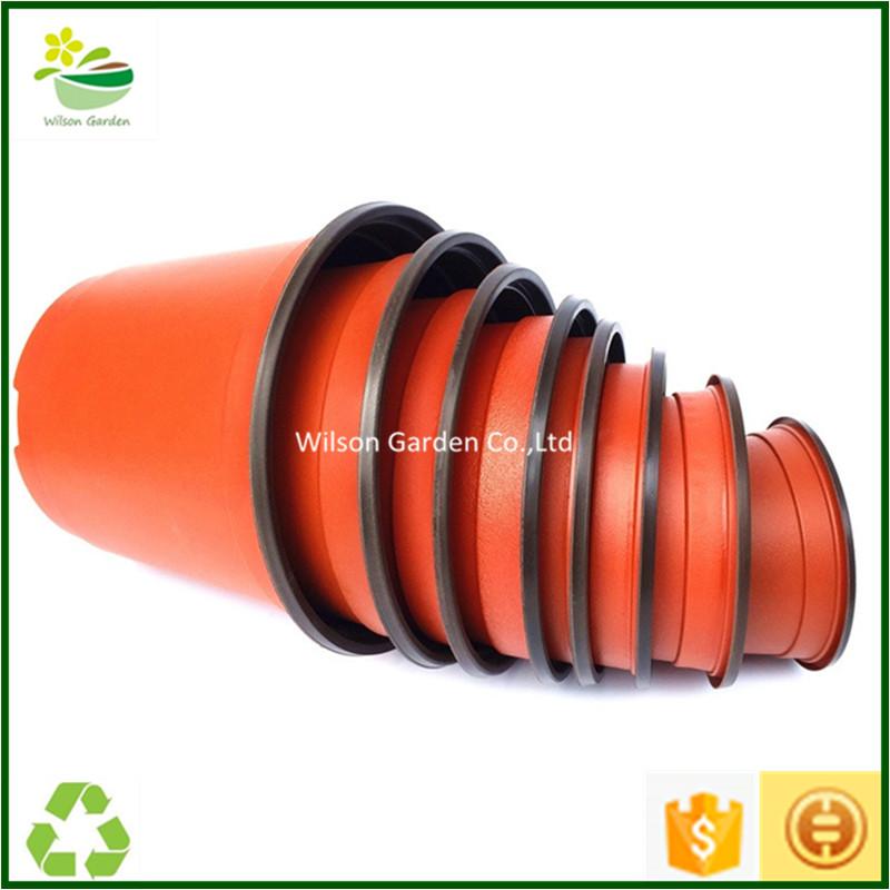 Plastic Plant Pots Part - 31: Cheap Outdoor Plastic Plant Pots Net Pots Clear Pots Wholesale - Buy Plant  Pots,Net Pots,Plastic Flower Pots Product On Alibaba.com