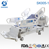 Econimic Multi-function Electric ICU Hospital Bed With Weighing System SK005-1