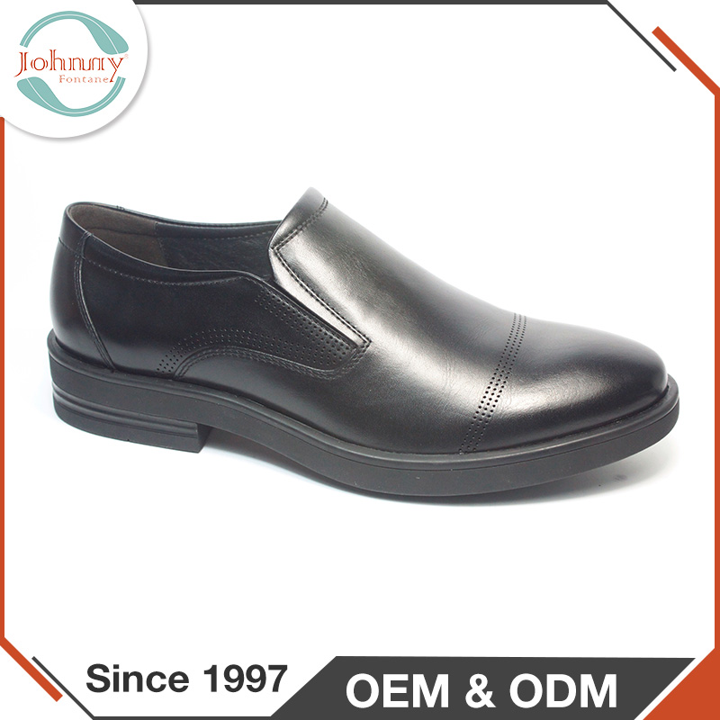 Made In China Perfectly Rubber Outsole Germany Men Leather Dress Shoes