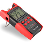 FC SC adapter handheld fiber optical light source tester Tool kit OPM mini optical power meter