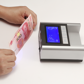 ECB Passed EC500 Professional  Money Detector,currency detector for  Euro ,GBP , EUR,PLN ,SEK,CHF,PKR  Note Discriminator
