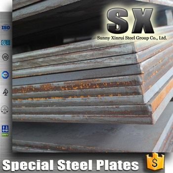 Abrasion Resistant Steel Plate Ar600