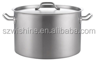 high quality stainless steel pots and pans/stainless steel cooking utensils/stainless steel saucepans