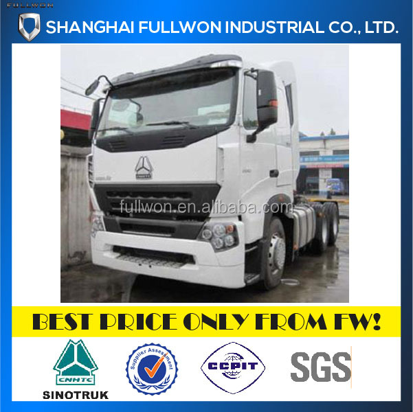 SINOTRUK TRACTOR TRUCK / TRACTO CAMION 4X2 380HP/279KW HOT SALE