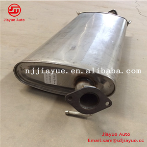 hot sale China stainless steel front section muffler for Regal