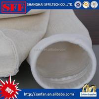 Needle Punched Dust Removing Aramid Filter Bag