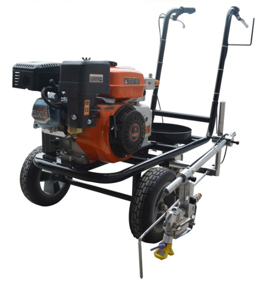 Hand push road line marking truck for sale,road marking machine price