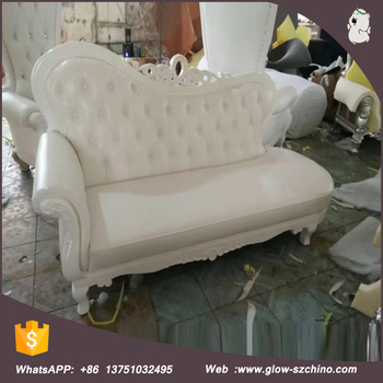 Throne Chairs Romantic Two Seats Sofa Chair