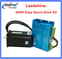 300W Leadshine Closed Loop 3-phase Hybrid Servo Drive Kit HBS57 Drive + 573HBM20 Motor with Encoder #SM359 @SD