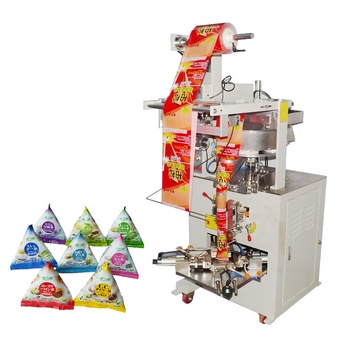 Shuliy March Expo tea chips oil packing machine