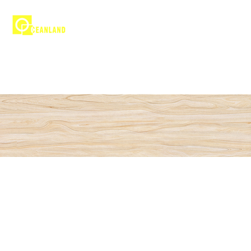 china matte surface porcelain wood look ceramic floor tile porcelain