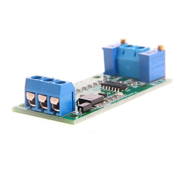 Voltage to Current Transmitter Signal Conversion 0-24V 5V To 4-20mA Adjustable