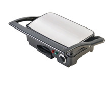 Elettrico in acciaio inox Doppio Sandwich Premere <span class=keywords><strong>Grill</strong></span>/Contact <span class=keywords><strong>Grill</strong></span>