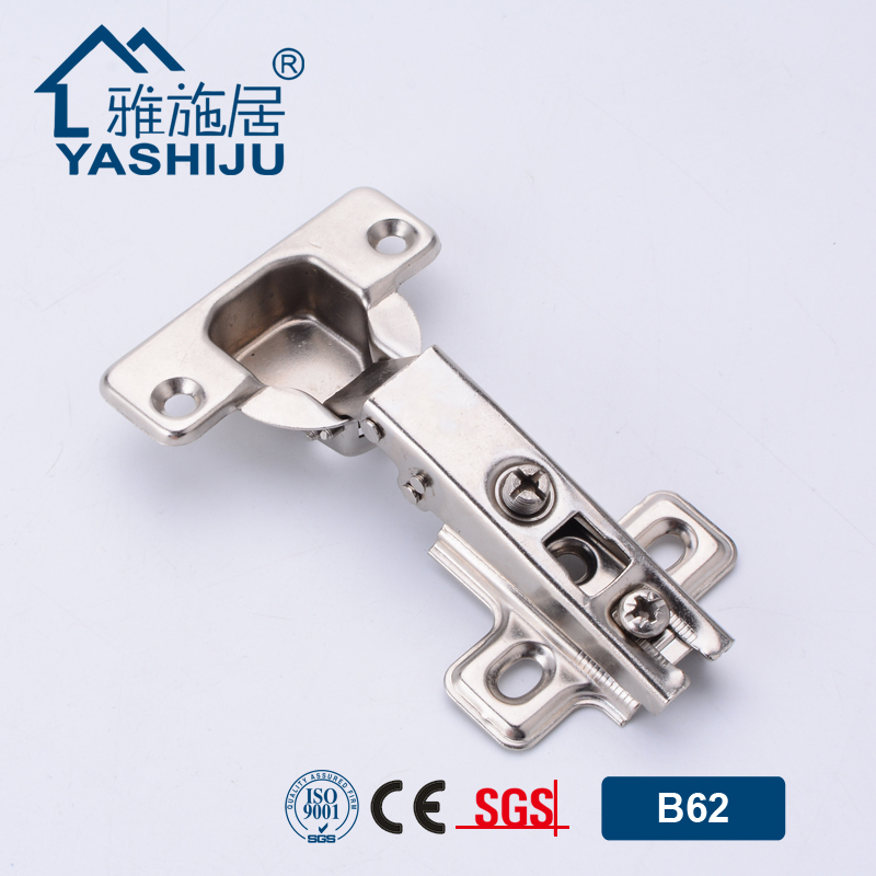 YASHIJU YSJ-B62 High Quality 55g/65g 35mm Cup Furniture Cabinet Concealed Hinge