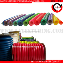 Colored Elastic Natural Rubber Latex Tube With 18years OEM Experiences