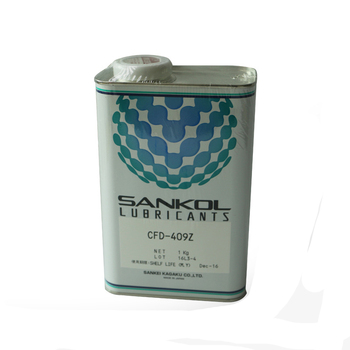 Original authentic industrial grease Sankol lubricants CFD-512Z
