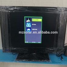 17inch 30inch 42inch 55inch Cheap flat screen tv solar powered tv