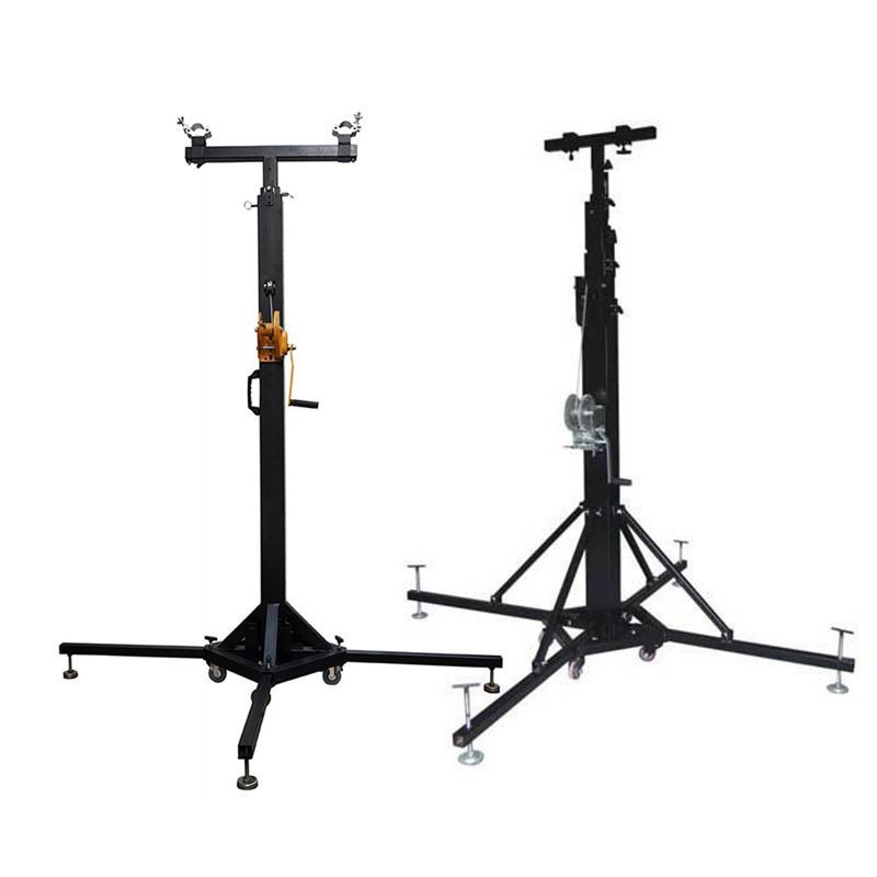 Heavy Duty Outdoor Stage Music Led Light Stand 2015 Best Sell Stage Light Stand