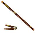 Bamboo Flute Dizi Natural Flute Open Hole C D E F G Key Concert Flute Instrumento